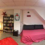 Locaux Les (H)êtres - Salle de repos & de lecture